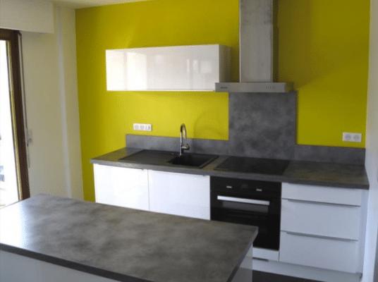 agencement d 39 une cuisine dans une maison amancy nt renov. Black Bedroom Furniture Sets. Home Design Ideas